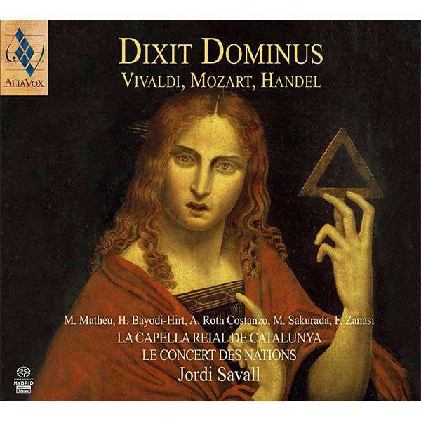 DIXIT DOMINUS Vivaldi, Mozart, Handel