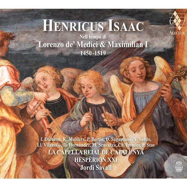 HENRICUS ISAAC