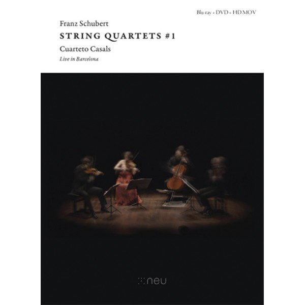 SCHUBERT QUARTETS # 1